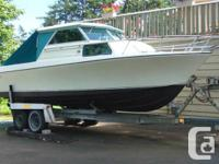 GLASPLY 23' BOAT * FIRST $8,900 CASH TAKES ALL * FOR