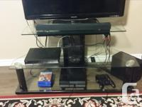 Almost Brand new TV stand for sale! Only used for few
