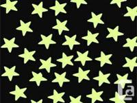 GadgetPlus.ca   Item:  Glow In The Dark Stars Ceiling