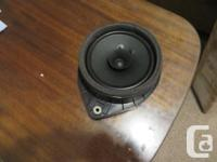 GM Speakers Part Number 22753364- New $35each obo New