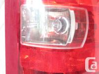 This is the right tail light for GM trucks. It is for