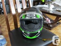 Snowmobile - ATV - Motorcycle Helmet. In excellent