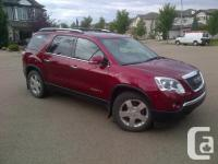 Make. GMC. Design. Acadia. Year. 2007. Colour.