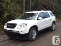 Make GMC Model Acadia Year 2003 Colour White kms