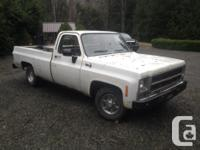 Make GMC Year 1980 Colour WHITE Trans Automatic strong