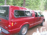 2003 GMC Sonoma SLS Extended Taxi pickup 2WD with LOW