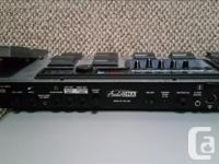 For Sale is this GNX3 Guitar Workstation by DigiTech!