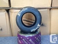 Offered as a set of 2 Hoosier Go Kart Tires
