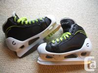 Available: Graf 'Supra G4500 'Goalie skates. $300.