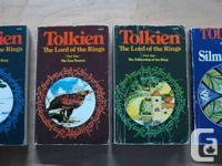 The Lord of Rings Trilogy 3 publications established +