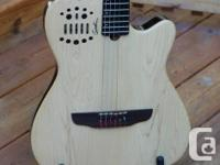 Godin ACS Slim SA available for sale in ideal disorder.