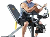 Condition: NEW!!! Gold's Gym XRS 20 Olympic Workout