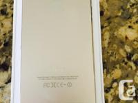 Gold iPhone 5s locked to bell and will work on virgin.