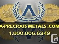 A-PreciousMetals.com gold and silver bullion dealer