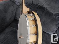 Gold Tone CC Tenor Banjo 19 fret 11 inch Head Resonator