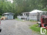 Lot # 98 Sandy Mountain Campsite Between Kemptville and