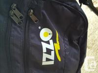 Both in excellent used condition. Izzo golf bag with