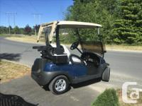 2004 CHAMPIONS EDITION CLUB CAR, 2 year old batteries