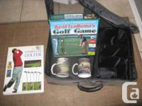TRUNK ORGANIZER,COFFEE MUGS,TRIVIA BOARD GAME,BOOK