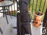 Good beginner Men's Golf Clubs. Complete with Golf Bag