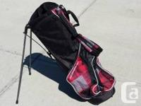 Extremely excellent looking Ogio Golf Bag.  -Very