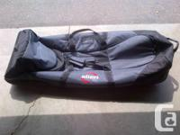 Selling my Alien Golf travel bag. In perfect condition