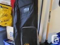 Golf Travel Bag - New - Bentley W/Wheels - $45.00