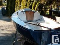 Ideal economical single hander or small family keelboat
