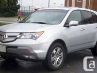 Local Acura mdx tech model Fully loaded Navi and