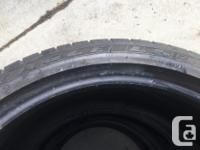 I have 3 Goodyear Eagle LS2 245/40R19 M+S 98V Run Flat