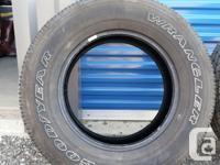 Goodyear P275/65R18 Wangler SRA Mud and Snow 4 Tires