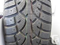205/60R16 Goodyear Altimax Arctic Snow tires Brand new.