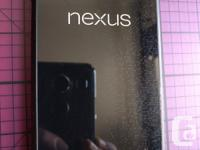 Upgraded to a new phone, so I'm selling my Nexus 4.