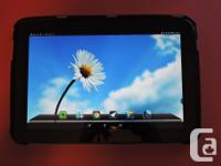 Google Nexus 10 Tablet with Poetic Smart Case Android