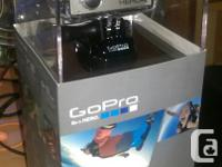 I am selling my New & Unopened GoPro Hero 4 Silver