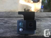 Gopro Hero for sale. Bought it for school and hardly