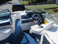 Price Reduced! Beautiful 23 foot Solara bow rider with