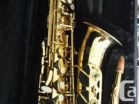 """Alto saxophone for sale! """"Dixon Super Deluxe WWX 520."""""""