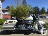 Make Harley Davidson Model Road King Year 2003 kms