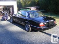 Make Jaguar Model Vanden Plas Year 2001 Colour BLACK