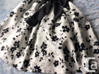 I have two gorgeous Bonnie Jean dress, size 4 and 6X,