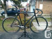 Up for sale is a Gorilla Zengang Track Bike.