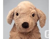 """Ikea GOSIG retriever 271/2"""" Stuffy with 15"""" puppy . $20"""