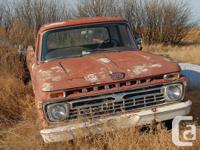 If u want your old rusty or broken truck or car hauled