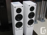 We're moving some speakers this week and for the next
