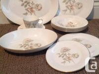 Recipes great china made in England. Original