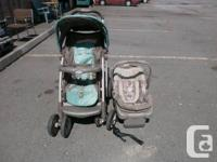 Graco Baby Stroller and Carriage excellent condition