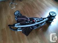 GRACO brand new stroller(see photos) - canopy cover,