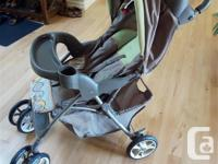 Graco Comfy Cruiser Stroller This unit is virtually