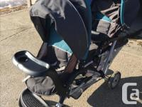 Lightly used stroller in good clean condition. Comes